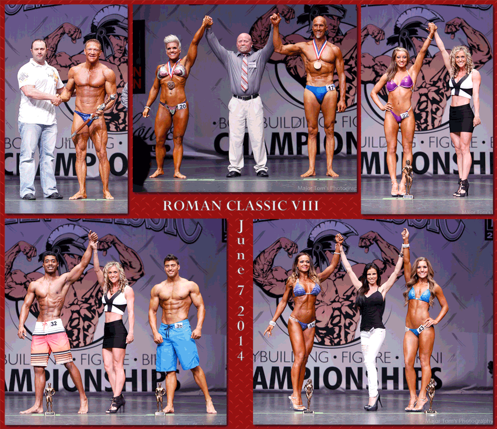 2012 Judges and Winners On Stage